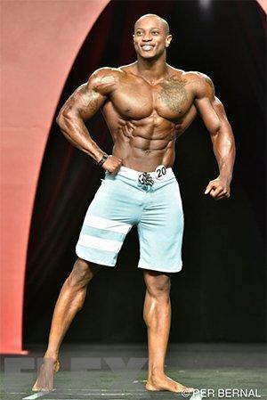 Fitness Competition Training & Coaching | Brandon Hendrickson